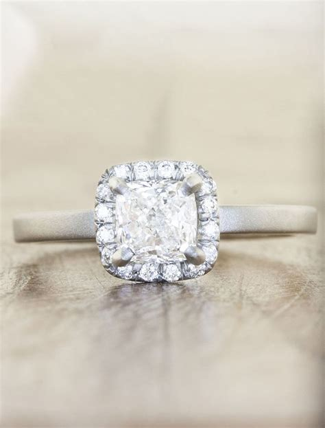 1000 images about unique engagement rings on