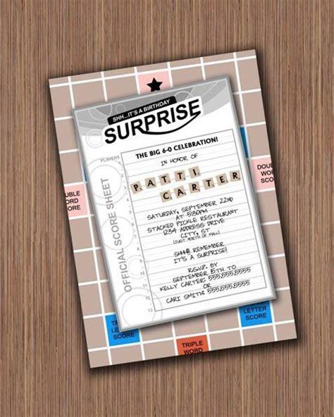 scrabble invitations 39 best scrabble images on scrabble