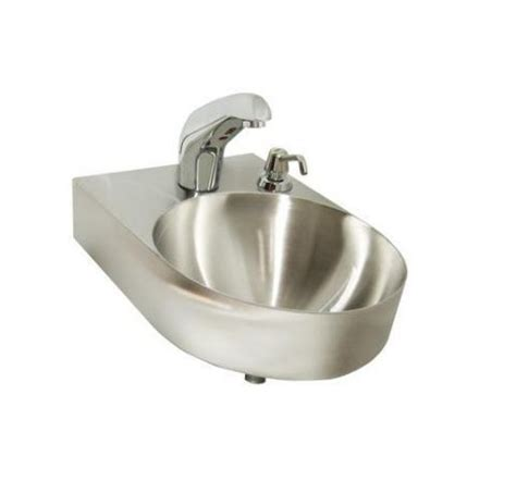 stainless steel hand wash commercial hand wash