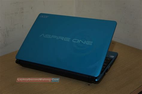 Laptop Bekas Acer Aspire One D270 netbook bekas mulus acer aspire one d270 26cbb jual beli laptop second sparepart laptop