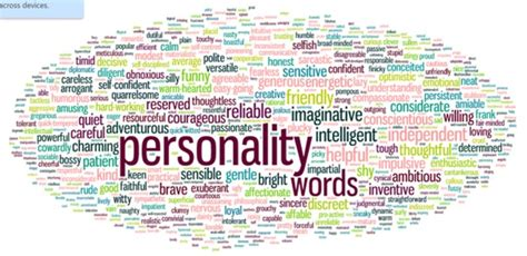 rugged personality image gallery personality words