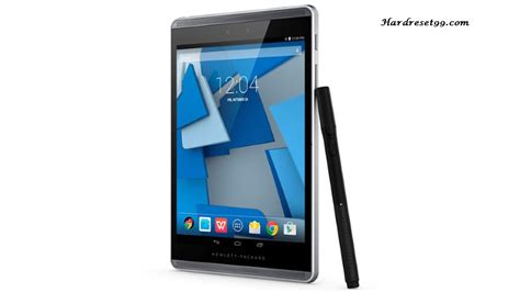 Hp Lg K7 hp pro slate 8 k7x61aa reset factory reset and password recovery