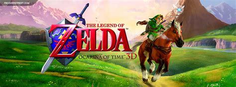 imagenes 3d zelda the legend of zelda ocarina of time 3d facebook cover