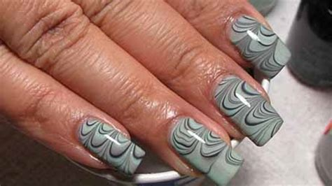 Deco Ongle Gris by Decoration Ongles Gris