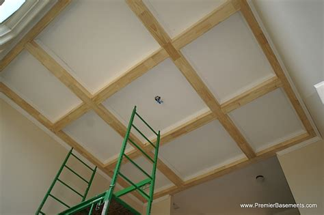 How To Build A Coffered Ceiling by Coffered Ceiling Pics General Discussion Contractor Talk
