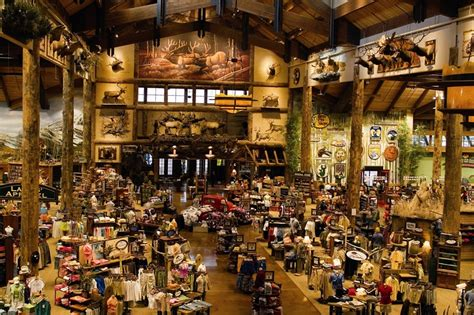 Bass Pro Shop Opens New Outdoors Store Feb 19 In New Backyard Store