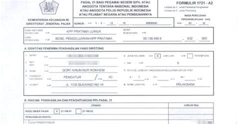 membuat ulang npwp djp online cara mengisi e filing spt tahunan 2016 pajakbro