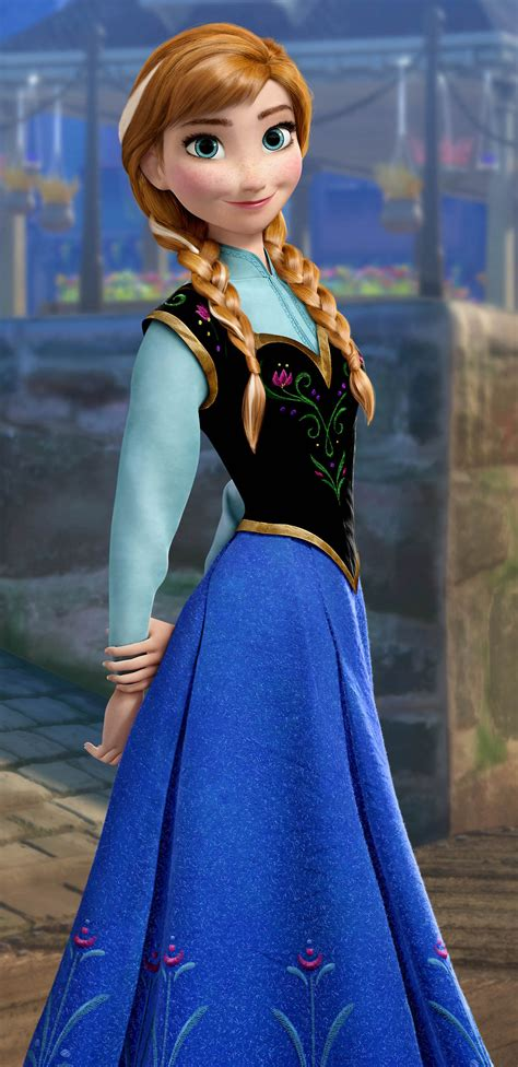 kostum princess anna frozen anna hd princess anna photo 35112600 fanpop