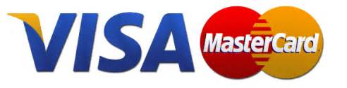 Using your mastercard or visa card into your betamerica account