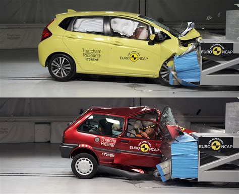 si鑒e auto crash test ncap car crash tests 20th anniversary with