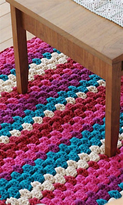 kleed weven gaaf vloerkleed om zelf te maken gratis patroon kleden
