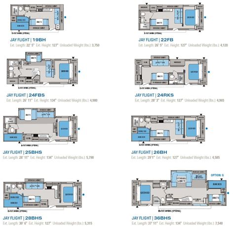 Jayco Travel Trailers Floor Plans by Apelberi Jayco Cers Floor Plans Beautiful Blue
