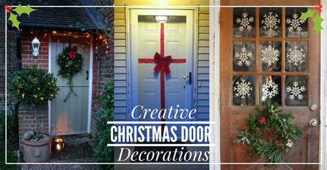 creative christmas door decorating todd doors blog