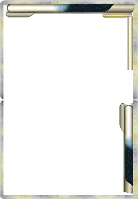 Legendary Card Gimp Template by Untextured Legend No Line Card Blank By The Ketchi