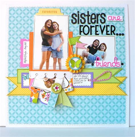 scrapbook layout craft 17 best images about cool scrapbook layouts sisters on