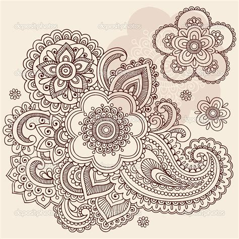 paisley tattoo design paisley designs paisley floral doodle