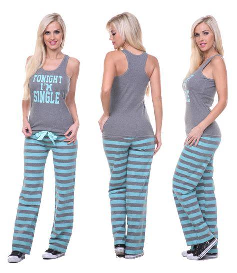 Sanbonnet Shortpants Pajamas new sleeveless slim sleepwear pajama shorts lounge set s m l ebay