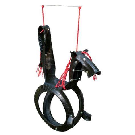 tire pony swing pony pal tire shaped swing swings