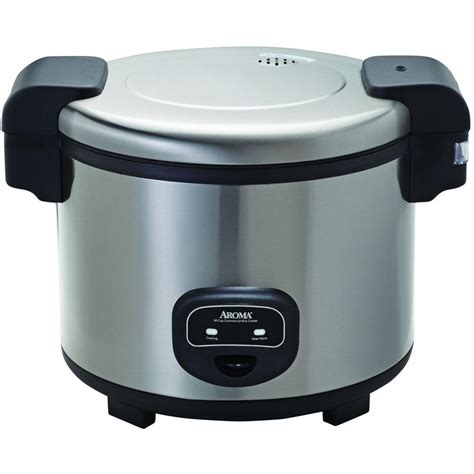 Rice Cooker aroma commercial 60 cup rice cooker arc 1130s the home depot