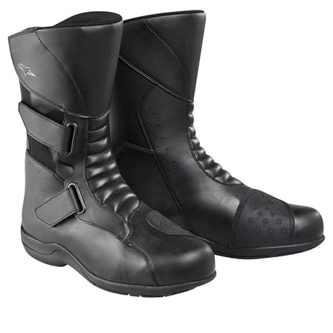 best touring motorcycle boots alpinestars roam waterproof motorcycle boots boots