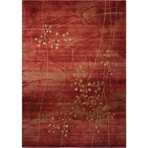 9 X 10 Area Rugs Nourison Somerset 7 Ft 9 In X 10 Ft 10 In Area Rug 048035 The Home Depot