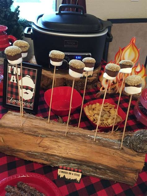 Lumberjack Decorations by 1000 Ideas About 1st Birthday On 1st