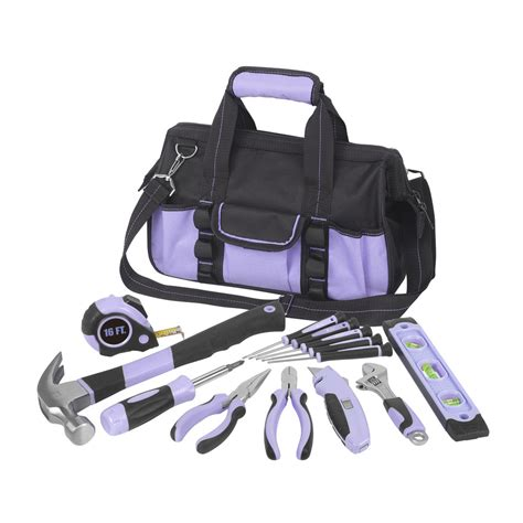 Shop Household Tool Set with Soft Case at Lowes.com