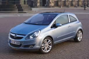 Vauxhall Corsa 1 2 2006 Opel Corsa 1 2 2006 Fiche Technique Auto