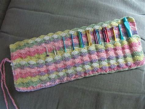 pattern crochet hook case pin by jeanette grant on crochet and knit items pinterest