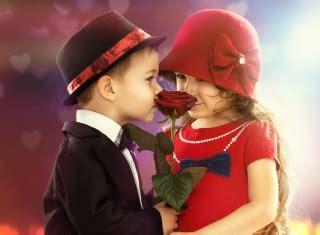 hd wallpaper cute baby couple kiss wallpapers for widescreen desktop pc 1920x1080 full hd