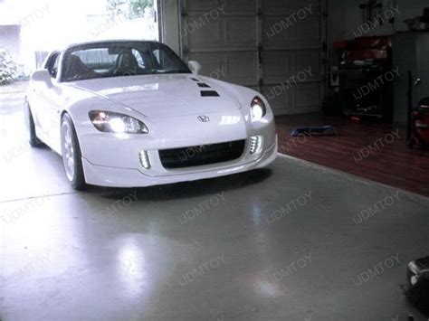 Honda S2000 Lights by Honda S2000 Gets The S2000 Led Drl Lights Pictures Ijdmtoy Automotive Lighting