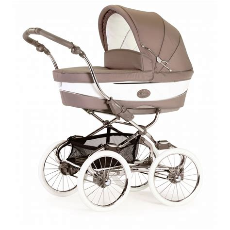 The Home Designers by Bebecar Stylo Class Tendence Combination Pram