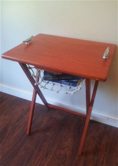Nautical Bedroom Table Ls Nautical End Table Planitdiy