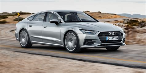 New Audi A7 2018 by 2018 Audi A7 Sportback Revealed Photos