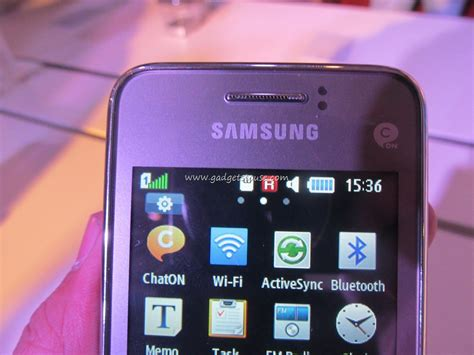 themes samsung rex 80 samsung rex 80 hands on pictures and review