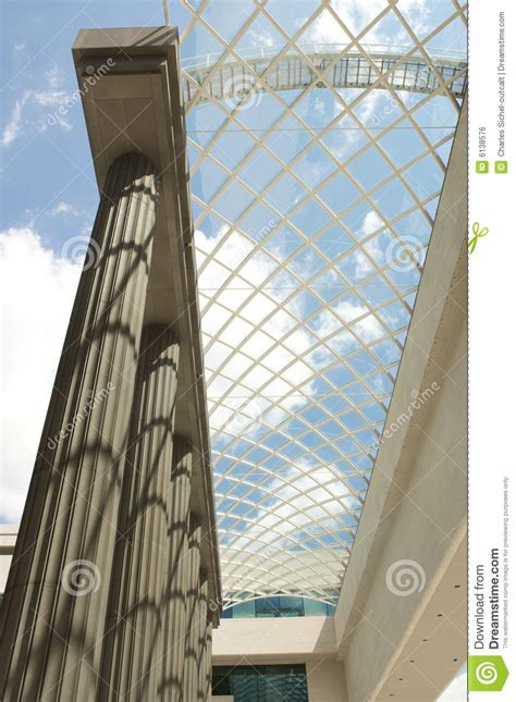 Modern Architecture Dc Modern And Architecture Royalty Free Stock Image