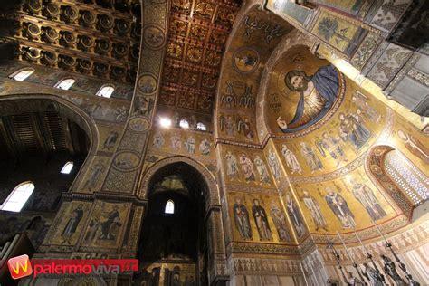 duomo di monreale interno il duomo di monreale arte teologia curiosit 224 www