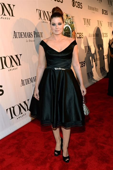 Style Debra Messing Fabsugar Want Need by Debra Messing Leather Dress Debra Messing Clothes Looks