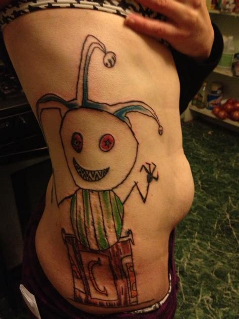 fixing tattoo numbers tattoo number 7 by abbeydeath on deviantart