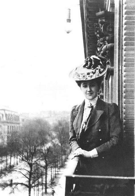 Agatha Christie à Paris , 1906 . | Edwardian III (Closed