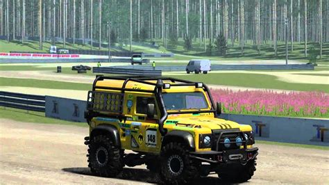 modified land rover assetto corsa fixed and modified land rover defender