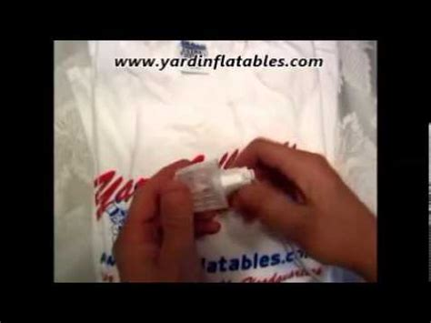 replacing lights in inflatables yardinflatables com air characters light bulb