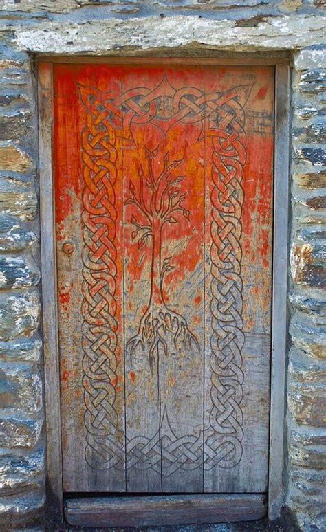 doors cork ireland door faded orange bantry county cork ireland door