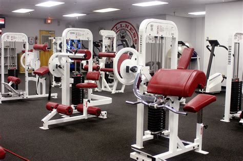 Smith Machine Incline Bench Equipment Wellness Center Wellness Services Union