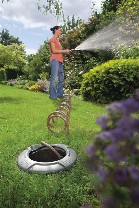 ground garden hoses spiral hose