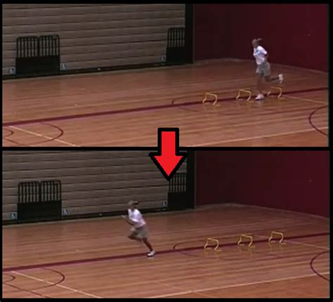 hurdles basketball youth basketball drills how to and condition your