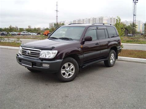 2007 Toyota Land Cruiser Pictures 4 2l Diesel Manual