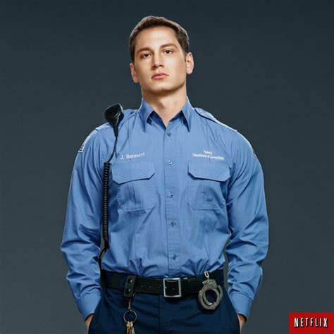 Orange Is The New Black Officer by Orange Is The New Black Season 3 Plot Matt Mcgorry