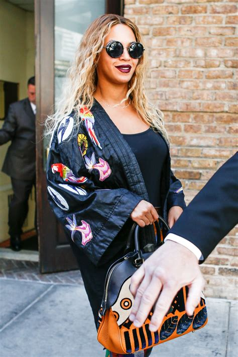 Beyonces New by Beyonce Knowles Leaves Hotel In New York 06 14 2016