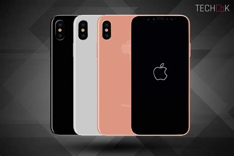 x iphone colors apple iphone x variants to black front panels suggests report techook